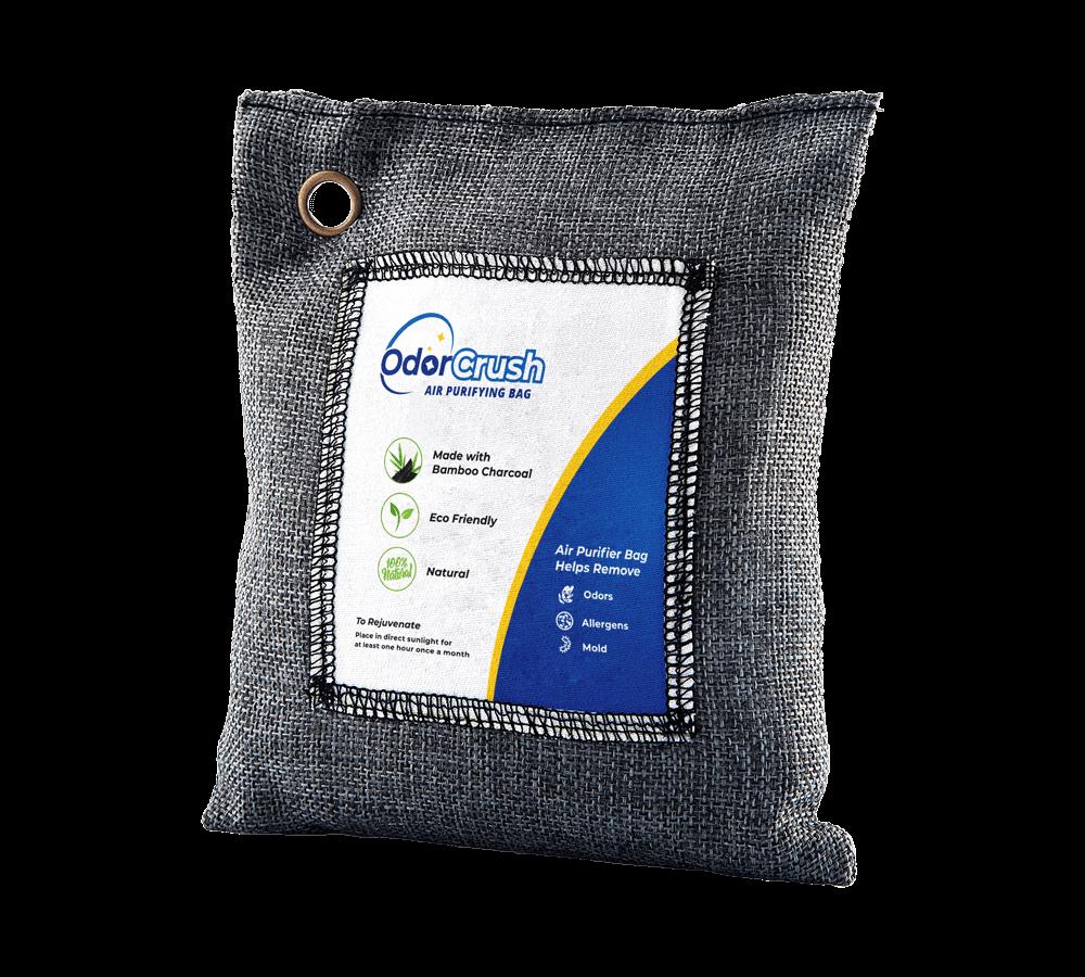Charcoal Air Purifying Bag
