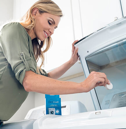 KEEP YOUR WASHING MACHINE FRESH