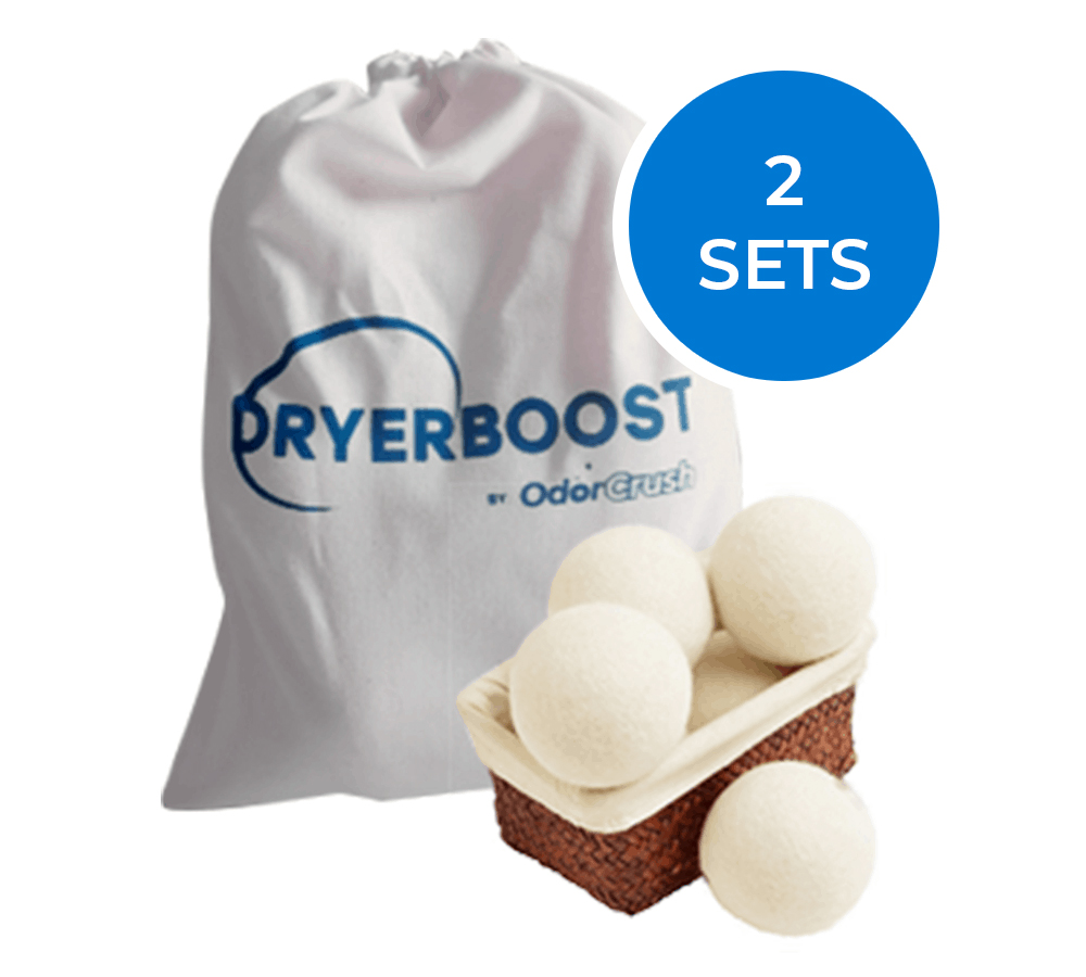 Two Sets Of Dryer Boost